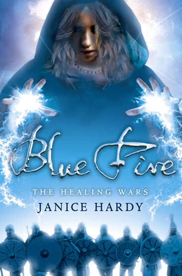 Blue Fire cover 1