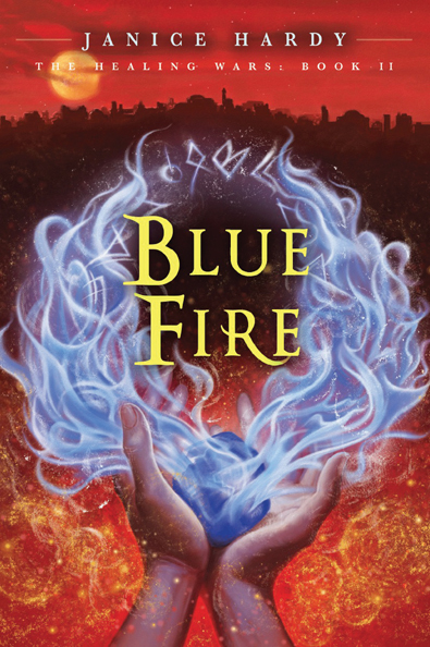 Blue Fire cover 2