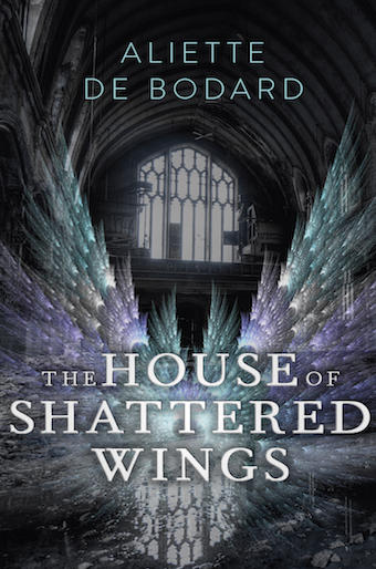 "The House of Shattered Wings and ""Three Cups of Grief, by Starlight"" shortlisted for BSFA Award"