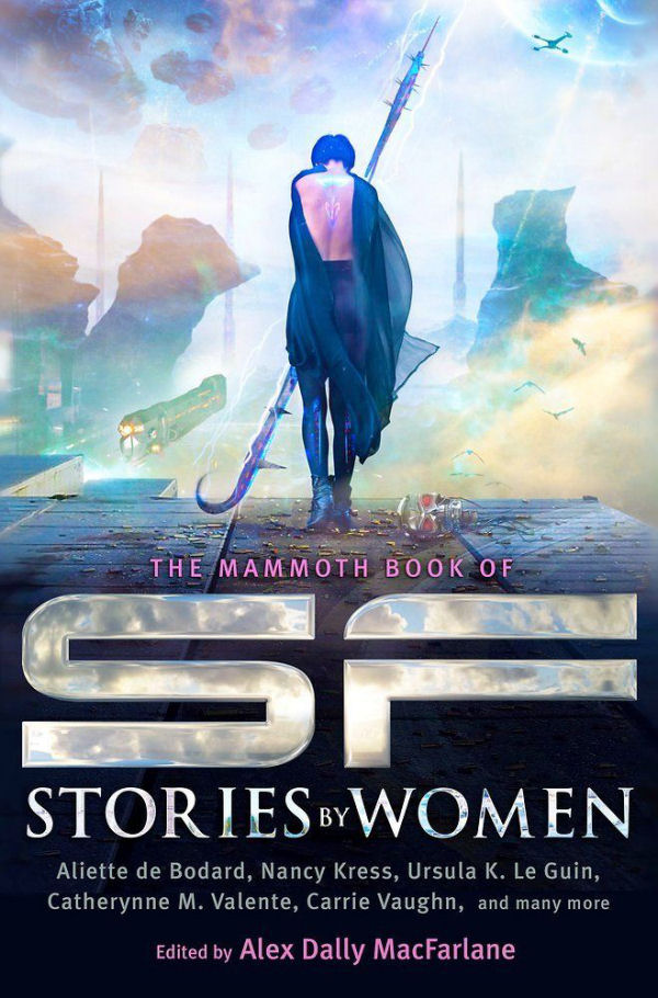 """Immersion"" to be reprinted in Mammoth Book of SF story by women"