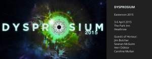 Dysprosium 2015