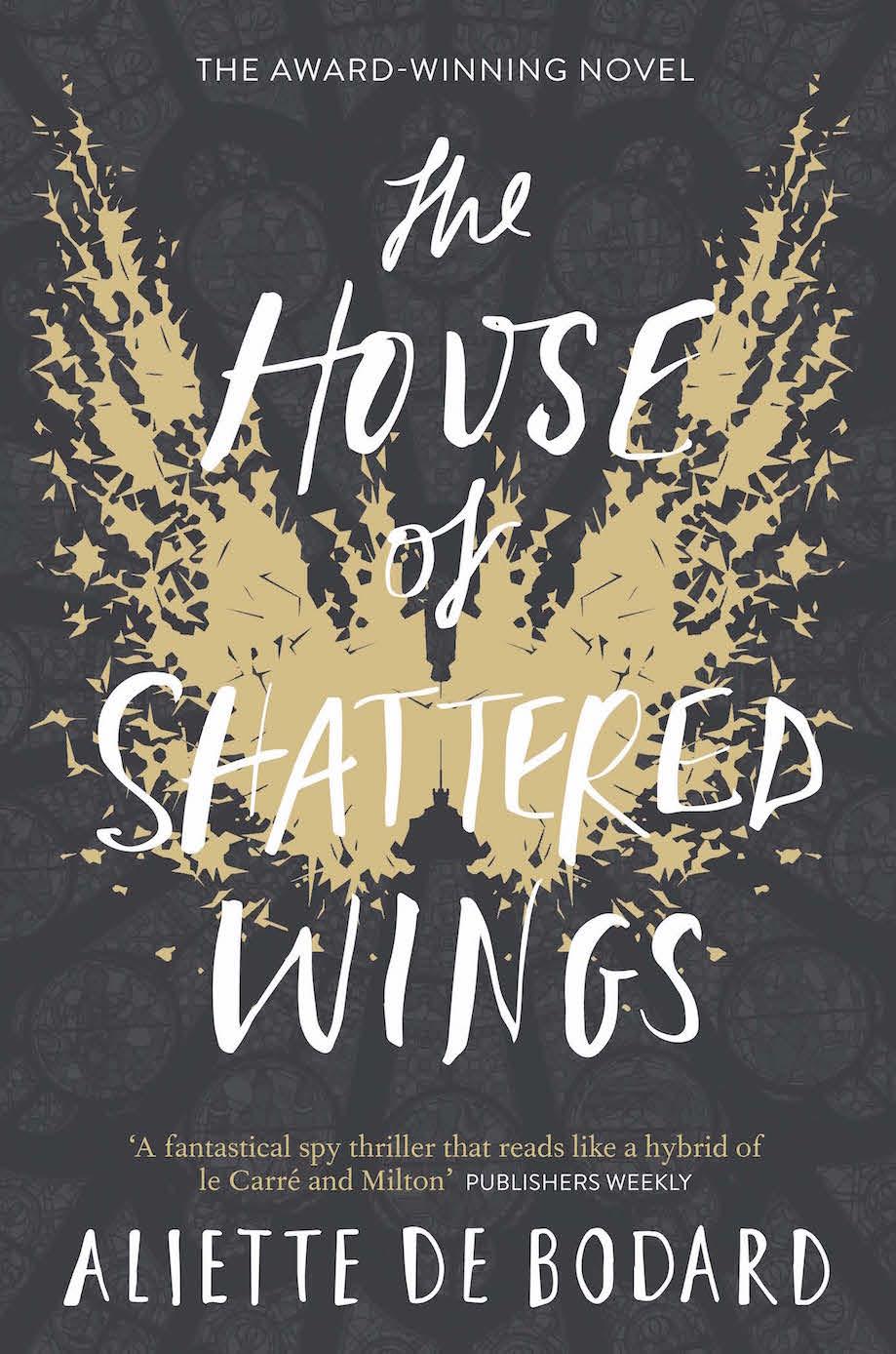 book 1 the house of shattered wings aliette de bodard