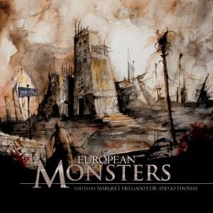 The Fox Spirit Book of European Monsters