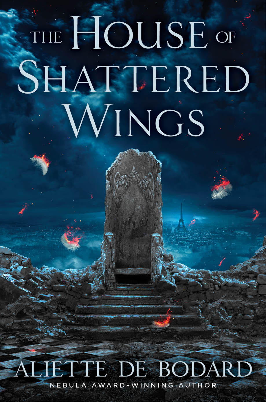 Image result for house of shattered wings