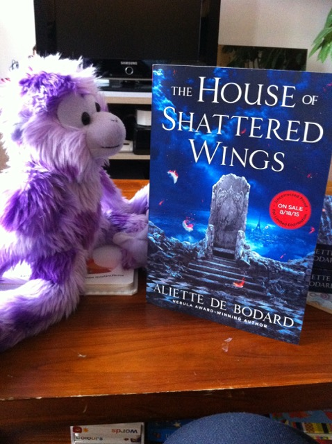Giveaway: Advance Review Copies of House of Shattered Wings