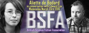 BSFA London Meeting