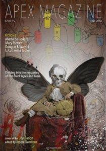 "Xuya novelette ""Memorials"" reprinted in Apex Magazine"