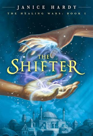 Shifter book cover
