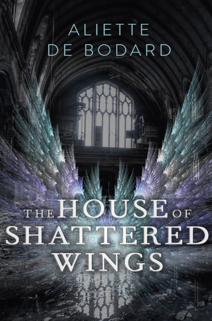 House of Shattered Wings (and, er, a few other things) up for a Locus Award