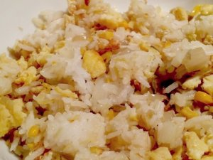 Com chien: fried rice