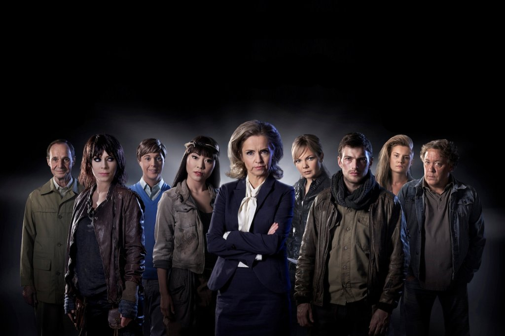 Series review: Real Humans and Borgen