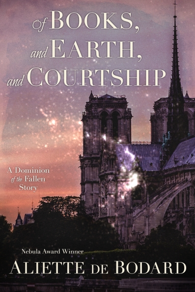 New release: Of Books, and Earth, and Courtship