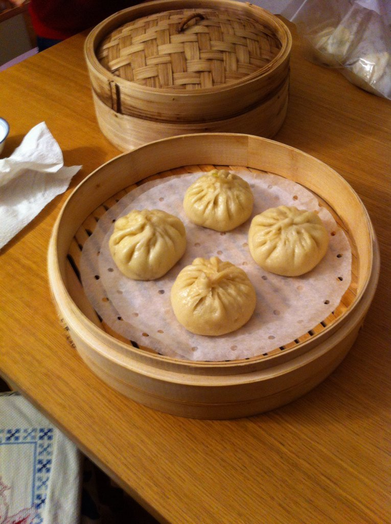 Pizza and dim sum: two cooking courses
