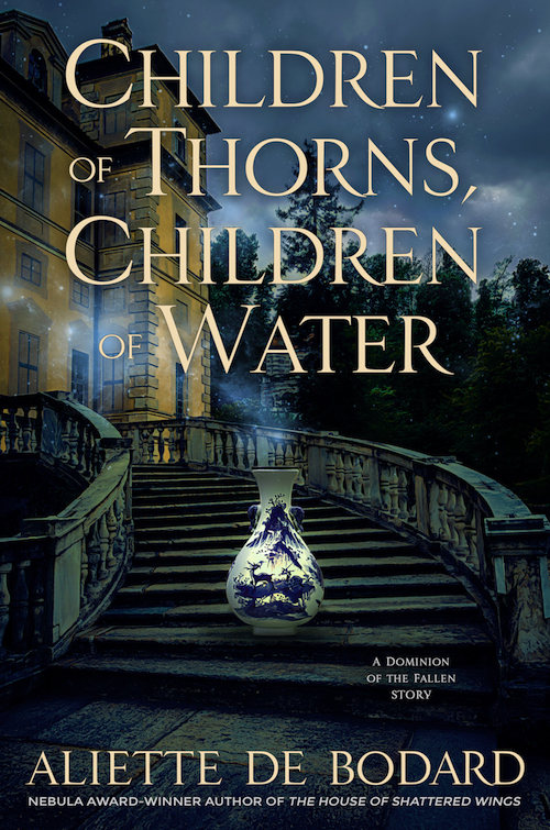 New story: Children of Thorns, Children of Water at Uncanny Magazine