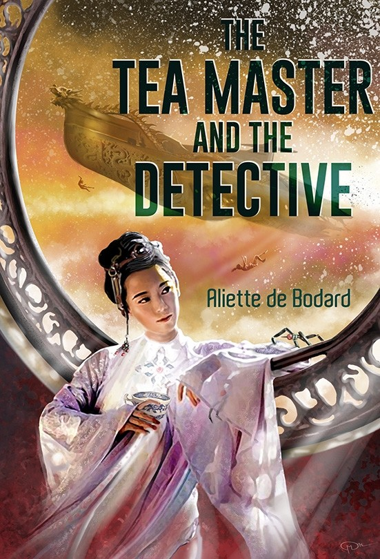 Tea Master and the Detective shipping now from Subterranean