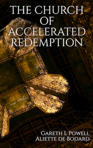 Announcing: The Church of Accelerated Redemption