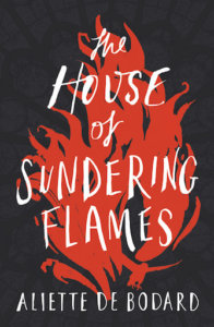 Chapter one of House of Sundering Flames is now online!