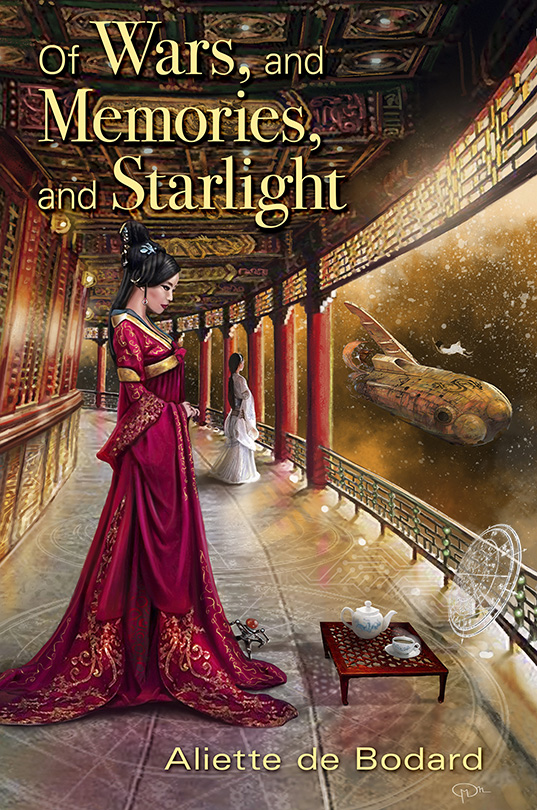 "Announcing ""Of Wars, and Memories, and Starlight"", my first short story collection"