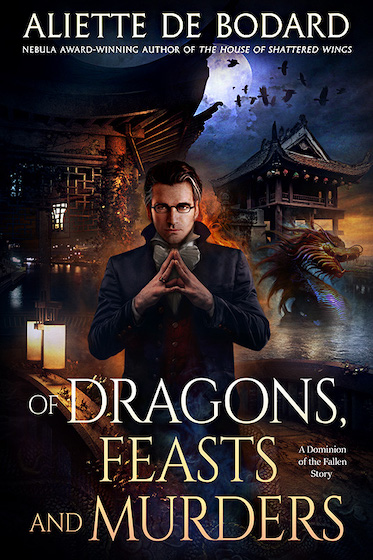 Of Dragons, Feasts and Murders out in the world!
